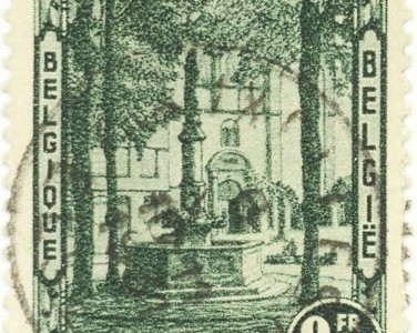 Briefmarke 1931